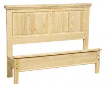 Archbold Bay Harbor Pine Panel Bed Available At Rowan Oaks Furniture And  Painting #rowanoaksfurniture