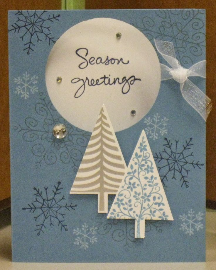 23 best stampin 39 up snowflake card thinlits su letterpress for Stampin pretty craft room