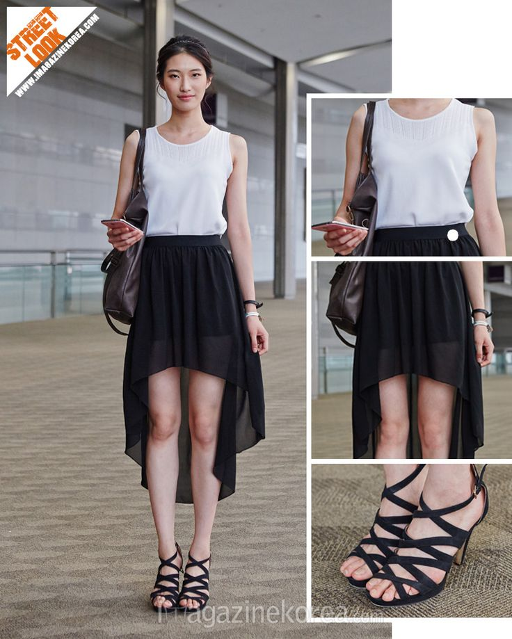 2014.08.01 손누리 (24세 | 모델 | 삼성동) 신발 H&M