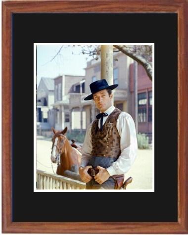 Wyat Earp Hugh O'Brian TC Series