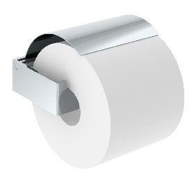 liaison Papierhalter mit Deckel chrom | emco Bad