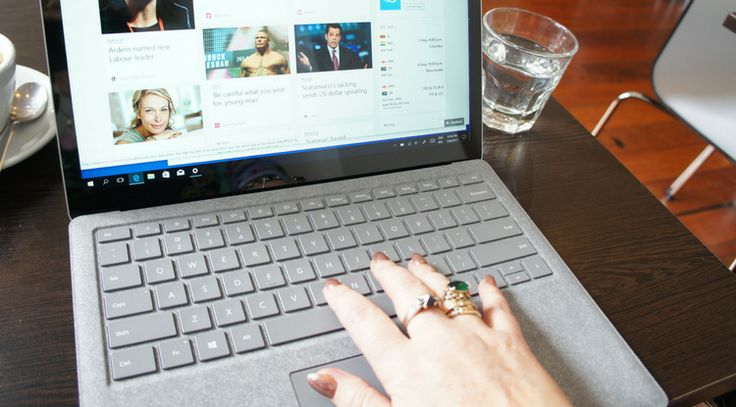Loving the new Microsoft Surface Laptop... get the inside scoop on how amazing it is, here!
