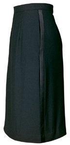 Mid Length Tuxedo Skirt (Size:18) SmartTuxedo. $19.95