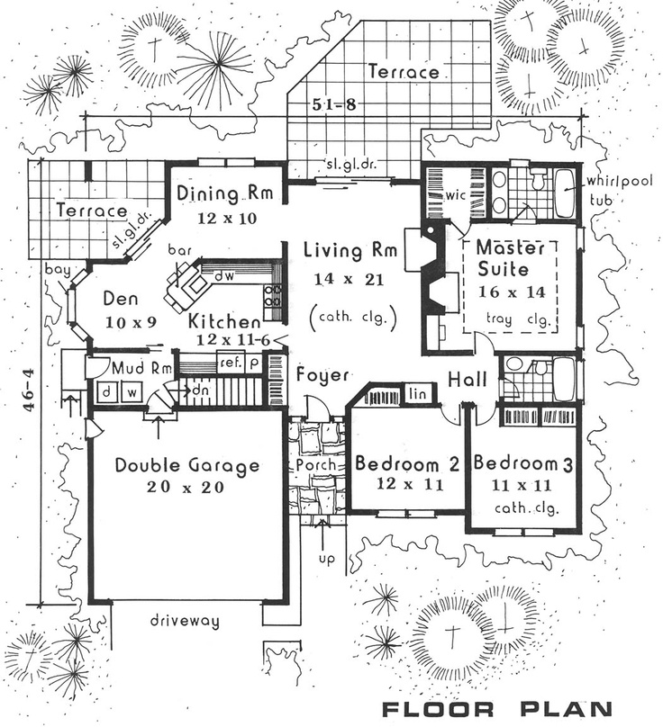 5627 3 Bedrooms And 2 5 Baths The House Designers House Plans Luxury House Plans How To Plan