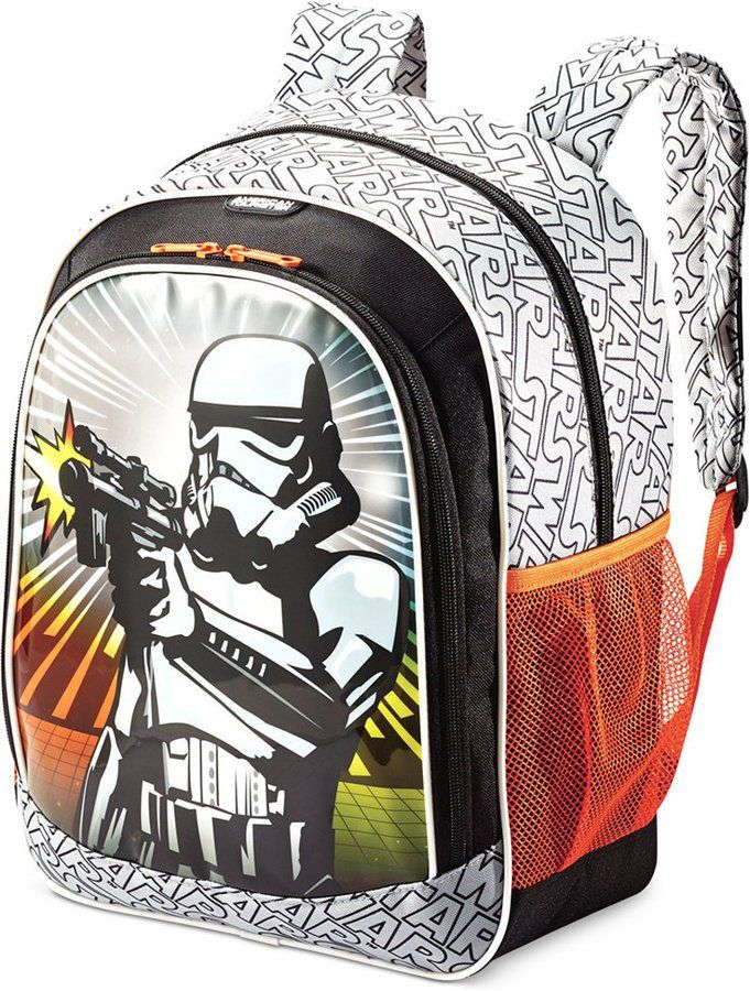 Pin for Later: 100 Backpacks Under $25 For Going Back to School Star Wars Stormtrooper Backpack Star Wars Stormtrooper Backpack ($20, originally $40)