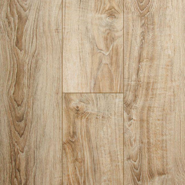 Dream Home Xd 12mm Pad Seashell Oak Laminate Flooring Lumber