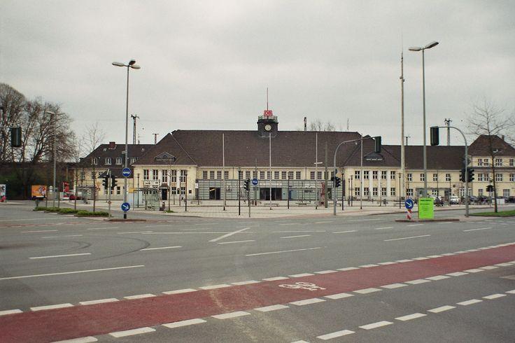 Wanne-Eickel–Hamburg railway #viventeconnect