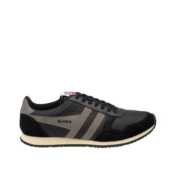 Gola Spirit Black/Grey Sneakers | The Pepin Shop for carefully chosen design, fashion, furniture and wall decor products