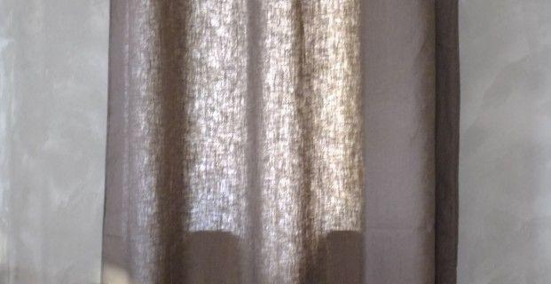 Coudre des rideaux doublés