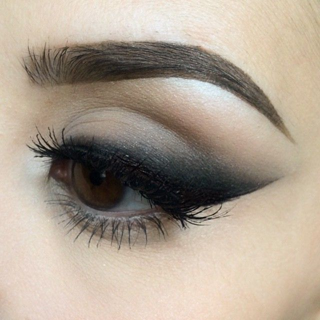 This smokey liner is killer! #beauty #makeup