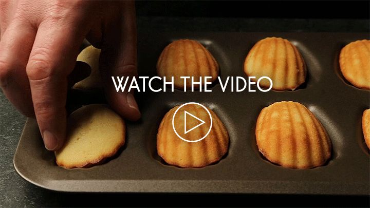 Baking the Perfect Madeleines with Paris Blogger David Lebovitz ...I want one of these pans!