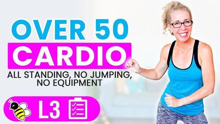 30 Minuten GEWICHTSVERLUST Cardio-Training für Frauen über