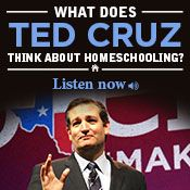 HSLDA | What Does Ted Cruz Think about Homeschooling?