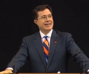Stephen Colbert Jokes About Thomas Jefferson's 'Affirmative Action' (Video) http://www.opposingviews.com/i/celebrities/stephen-colbert-jokes-about-thomas-jeffersons-affirmative-action-video