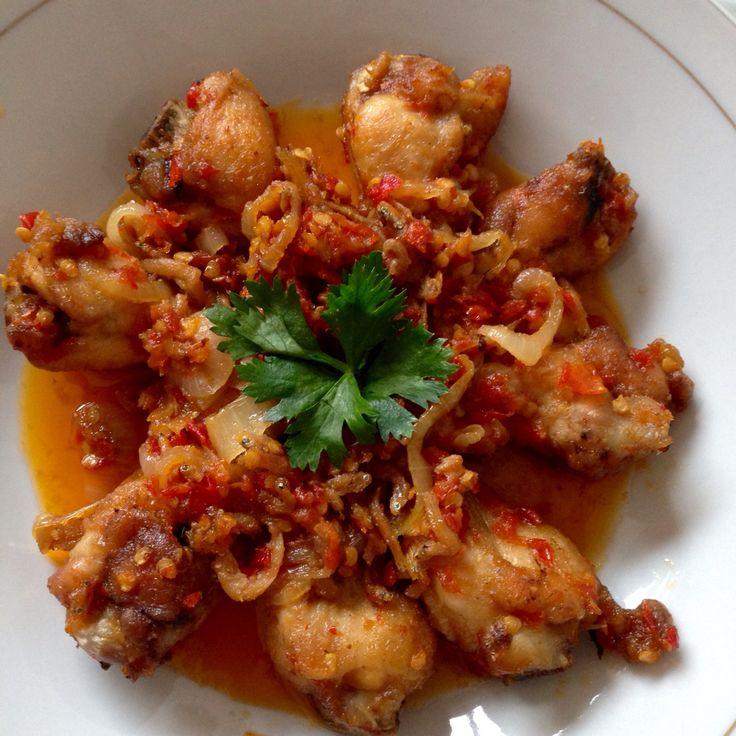 Balado Ayam
