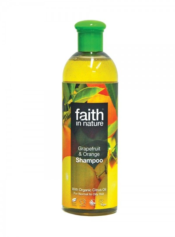 This wonderfully uplifting shampoo is a blend of Grapefruit and Orange known for their cleansing qualities. Bursting with citrus fruit flavours to energise your day.  Made with organic sweet orange oil and contains glycerine and natural vitamin E