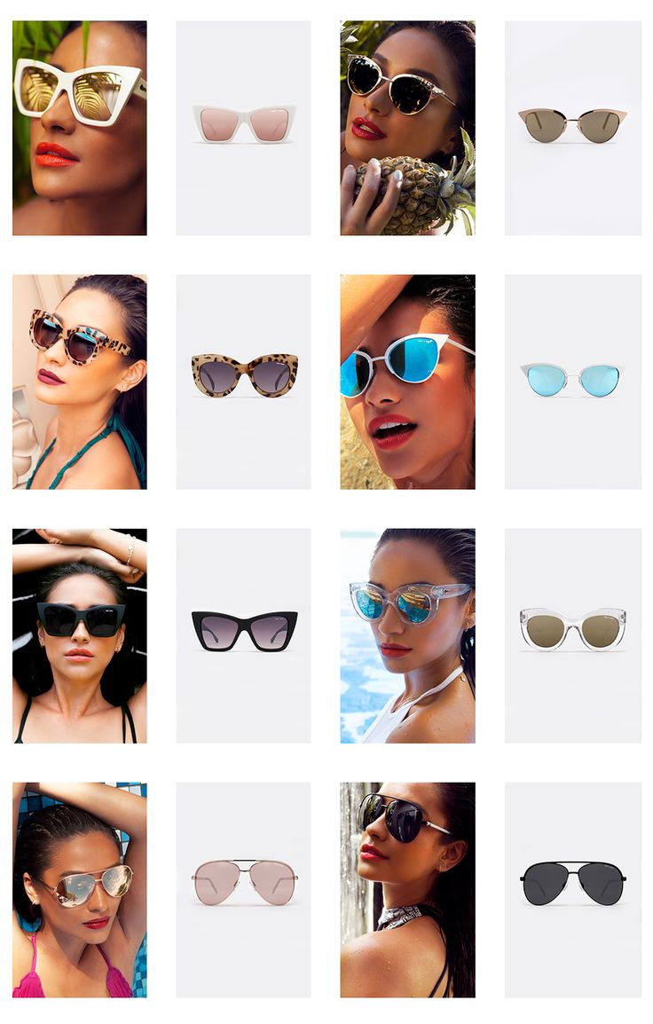 QUAY X SHAY MITCHELL SUNGLASSES // shop online now! shopmelvina.com