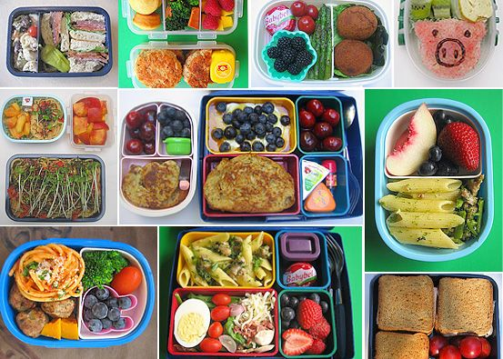 Lunches to go: Kid Lunches, Bento Lunch, Kids Lunches, Lunch Ideas, School Lunches