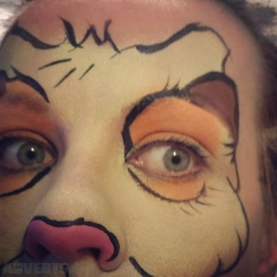 Face Painter - Face Painting Rosie's Rainbows Face painter available for childrens parties, christ...