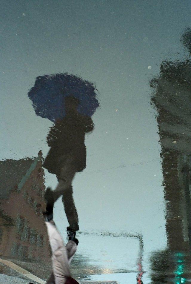 De wonderschone beelden die ontstaan uit reflectie fotografie