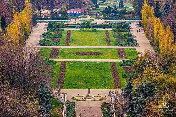 Herastrau Park, Bucharest, RO