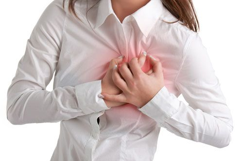 Fibromyalgia Chest Pain - interesting, I thought this was acid reflux or something else. never knew this was just another symptom of my fibro?!