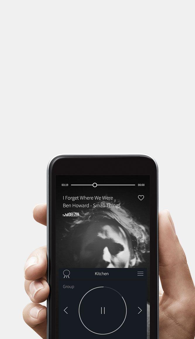BeoMusic App – Ready for BeoLink Multiroom | Bang & Olufsen