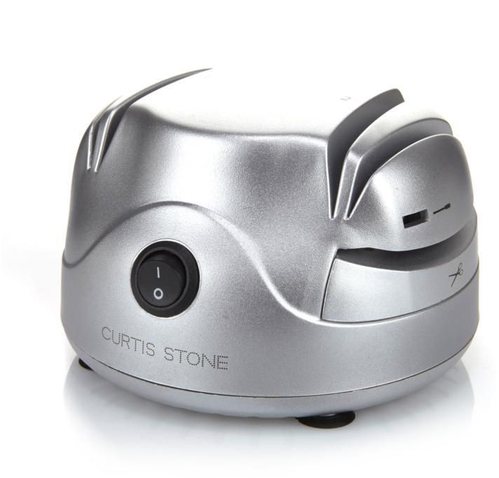 Curtis Stone 2-Stage Electric Knife Sharpener