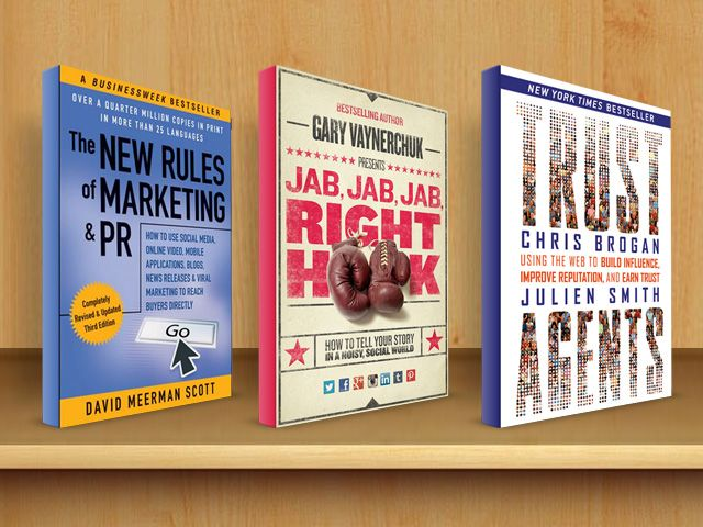 Bluewire Media's epic book giveaway – win 25 marketing books