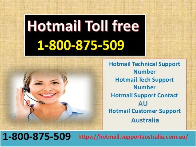 Dial our helpline number 1-800-875-509 for any kind of hotmail issues fixed.