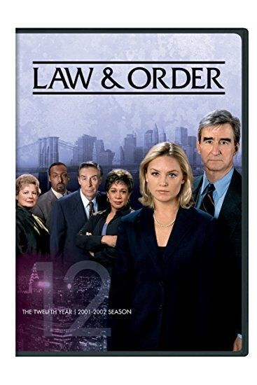 Sam Waterston & Jerry Orbach - Law & Order: The Twelfth Year