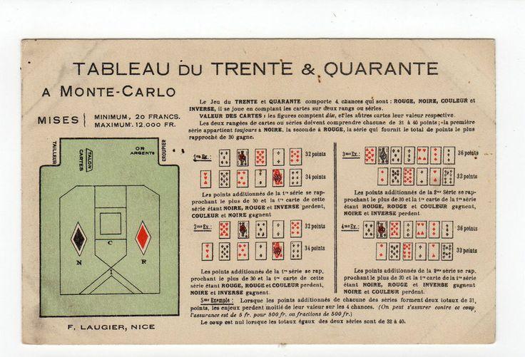 monaco casino blackjack rules