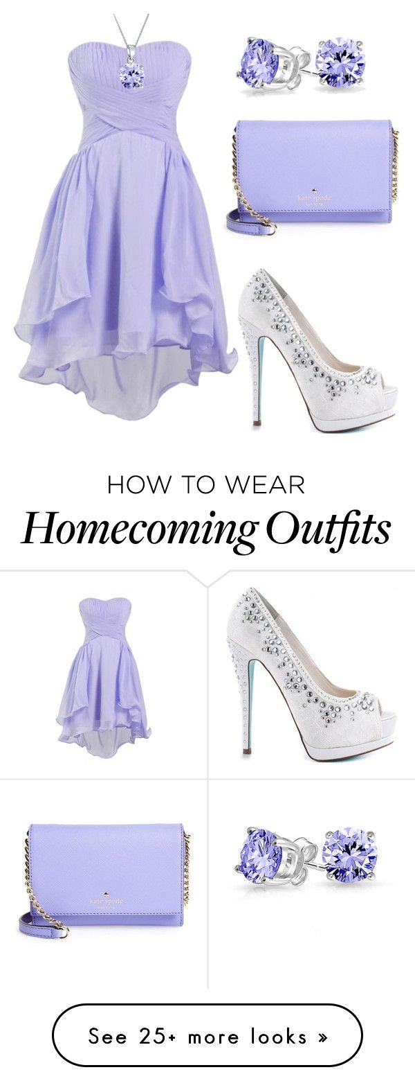 """""""Untitled #212"""" by peri-aries on Polyvore featuring Bling Jewelry, Betsey Johnson and Kate Spade"""