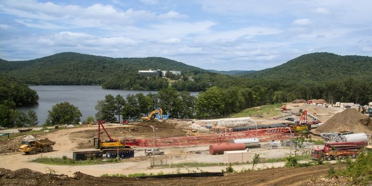 Jehovah's Witnesses Begin Construction in Warwick, New York