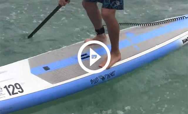 Video | Skills | Footwork Fundamentals | SUP Magazine