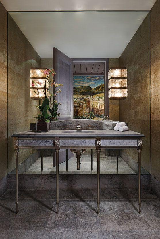 Bradfield & Tobin | Luxury Interior Design | Jerusalem Penthouse