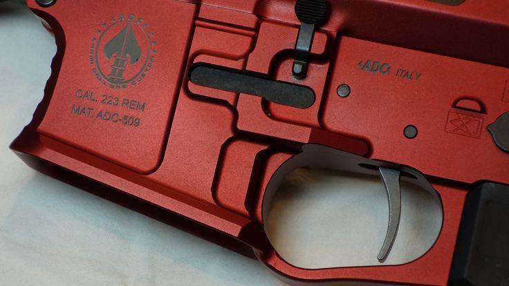 POTD: Italian Armi Dallera Custom AR15 - The Firearm BlogThe Firearm Blog