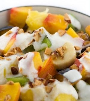 DELICIOUS FRUITS YOGURT RECIPE