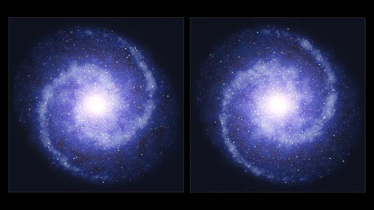 ❝ Las galaxias actuales tienen más materia oscura [VÍDEO] ❞ ↪ Vía: Entretenimiento y Noticias de Tecnología en proZesa