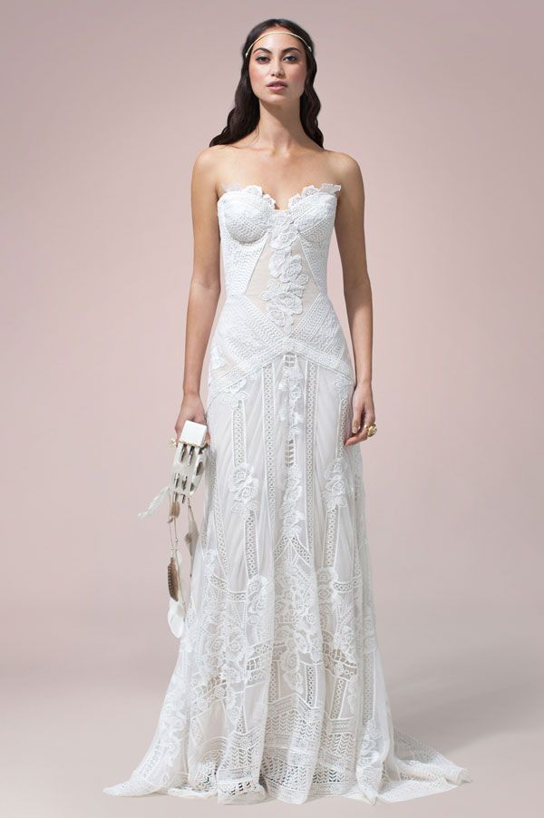 Fox Gown | Rue De Seine Wedding Dress Collection | wedding bliss ...