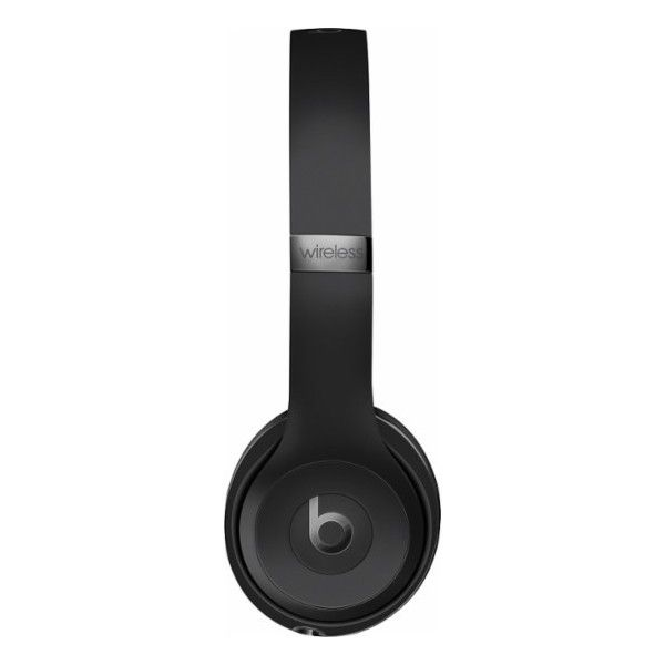 Beats by Dr. Dre Beats Solo3 Wireless Headphones Black MP582LL/A -... ($300) ❤ liked on Polyvore featuring accessories, tech accessories, other accessories, beats by dr. dre and beats by dr dre headphones