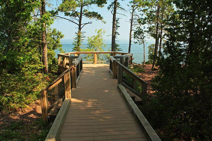 Hunter's Point Park, Copper Harbor, MI
