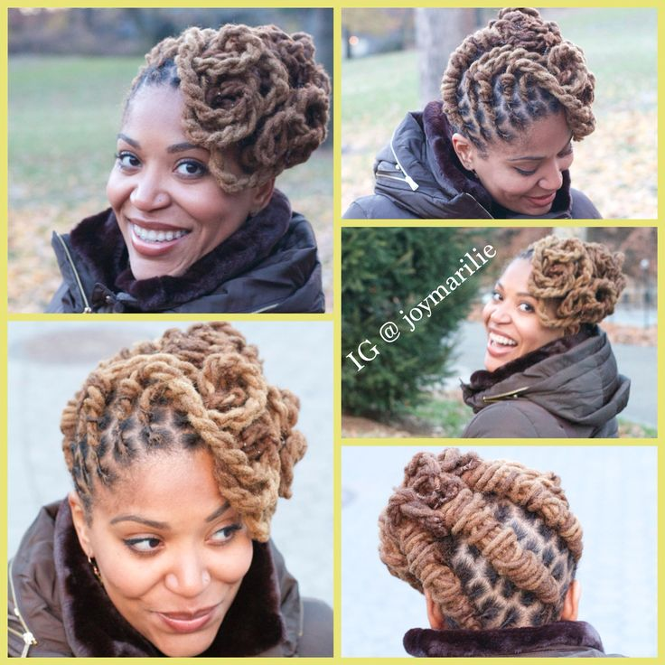 100 Ideas To Try About Loc Styles Black Women Natural