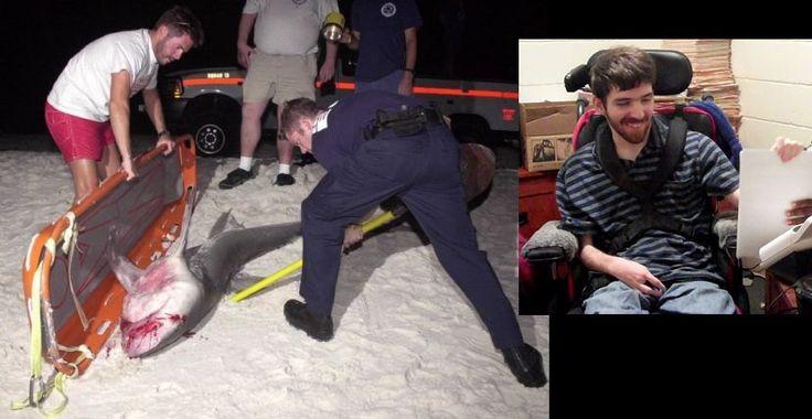 El 6 de julio de 2001, Jesse Arbogast de ocho años de edad, nadaba en una playa de Florida cuando un tiburón toro le arrancó el brazo. Su tío se arrojó al agua, peleó con el tiburón de 2,1 metros de largo, y lo arrastró a la playa, donde un guardaparques lo mató de tres tiros en la cabeza. Extrajeron el brazo de la garganta, lo metieron en un bolsa de hielo, y tras doce horas de cirugía en el Baptist Hospital de Pensacola lograron acoplarlo al cuerpo de Jesse.