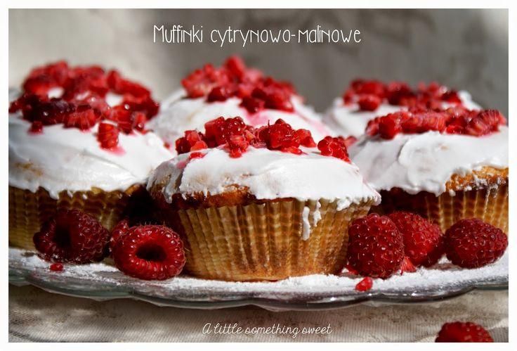 Sekrety Cookietki: Muffinki cytrynowo-malinowe