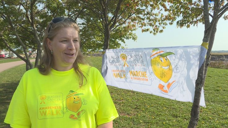 #Dieppe woman walks to raise awareness about bladder cancer - CBC.ca: CBC.ca Dieppe woman walks to raise awareness about bladder cancer…