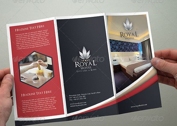 Build a responsive website with us today, be the competition of - sample hotel brochure