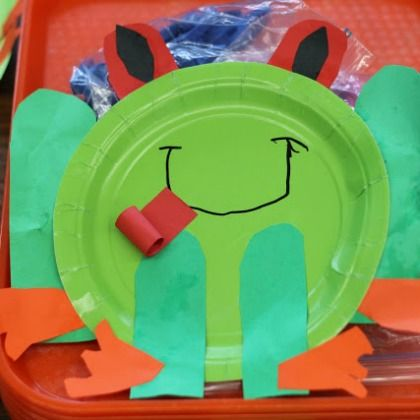 25 Beautiful Brazil Inspired Crafts For Kids Frog Crafts