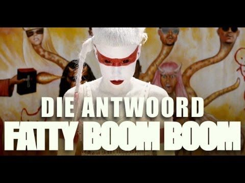 """Die Antwoord - """"Fatty Boom Boom"""" (Official Video)"""