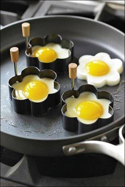 make cute eggs!